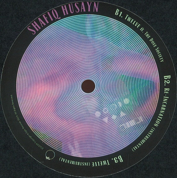 Shafiq Husayn – It's Better For You (Vinyl 12'')