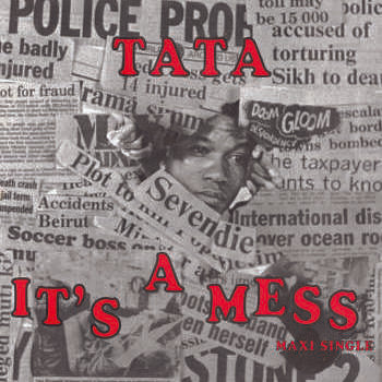 "Tata - It's a Mess (Vinyl 12"")"
