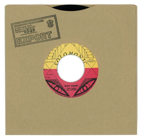 Bunny Wailer – Searching For Love (Vinyl 7'') - Rook Records