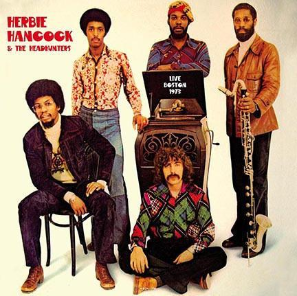 Herbie Hancock & The Headhunters - Live In Boston, November 13, 1973 (Vinyl LP) - Rook Records