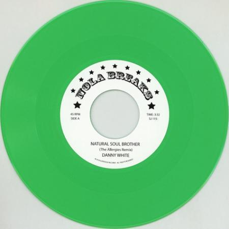 "Danny White ‎– Natural Soul Brother (Vinyl 7"")"
