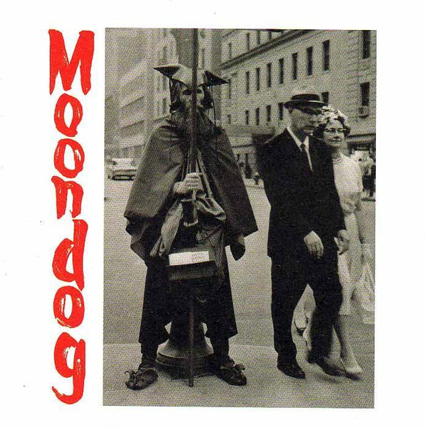 Moondog – The Viking Of Sixth Avenue (Vinyl 2LP)