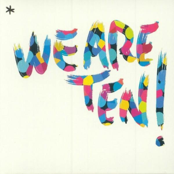 Various ‎– We Are Ten! The Birthday Presents (Vinyl 2LP)