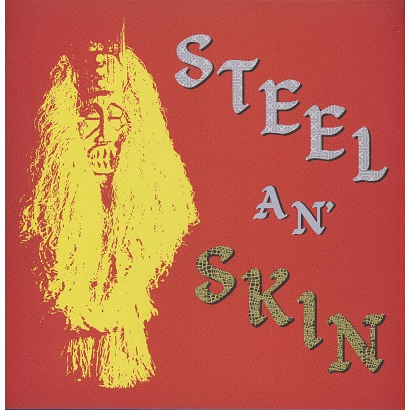 Steel An' Skin ‎– Reggae Is Here Once Again (Vinyl LP)