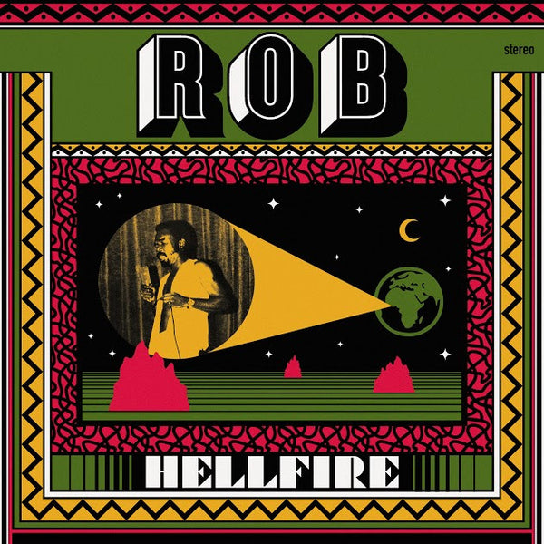 Rob ‎– Hell Fire (Vinyl LP)