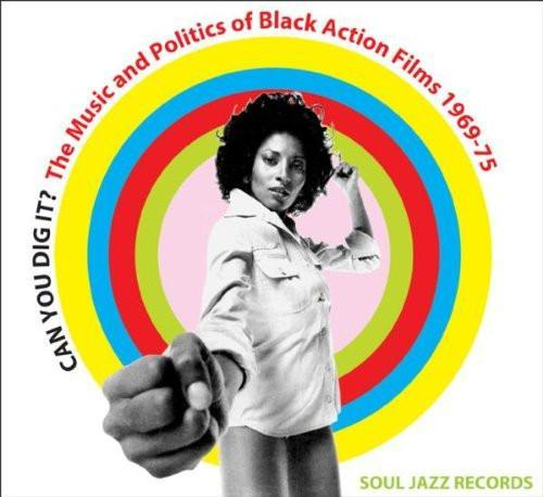 Various - Soul Jazz Presents: Can You Dig It? The Music and Politics of Black Action Films 1968-75 Vol. 2 (Vinyl 2LP)