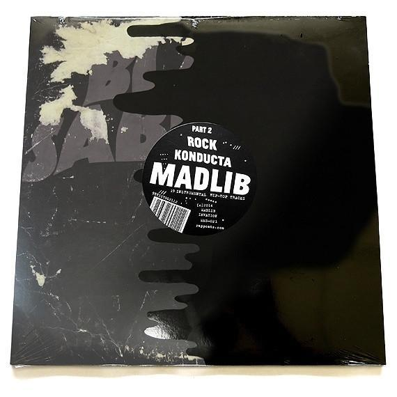 Madlib - Rock Konducta Pt. 2 (Vinyl LP)