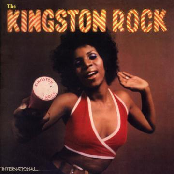 Horace Andy, Wayne Jarrett and The Wailers - The Kingston Rock (Vinyl LP) - Rook Records