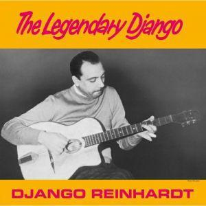 Django Reinhardt - The Legendary Django (Vinyl LP) - Rook Records