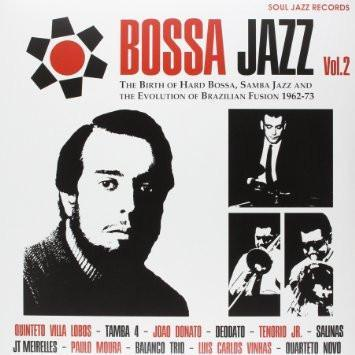 Various – Soul Jazz Presents: Bossa Jazz Vol. 2 (Vinyl 2LP)
