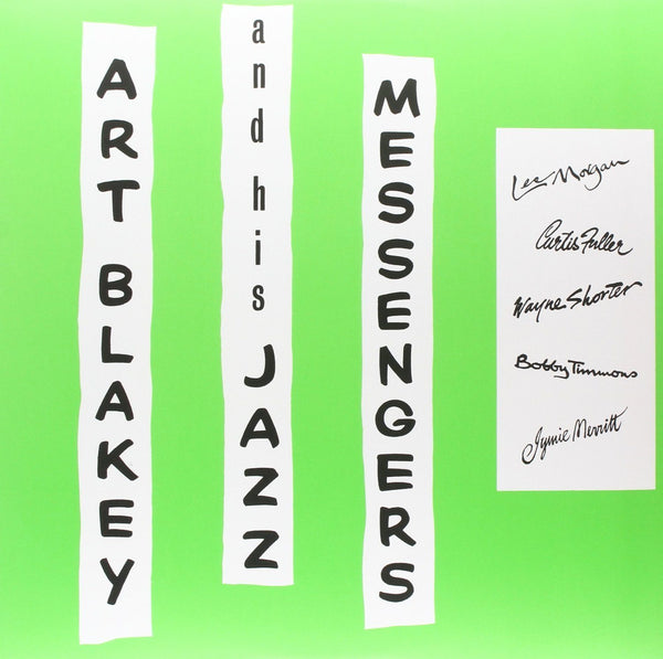 Art Blakey And His Jazz Messengers – Art Blakey And His Jazz Messengers (Vinyl LP) - Rook Records
