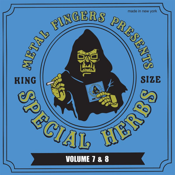 MF DOOM - Special Herbs Volume 7 & 8 (Vinyl 2LP)
