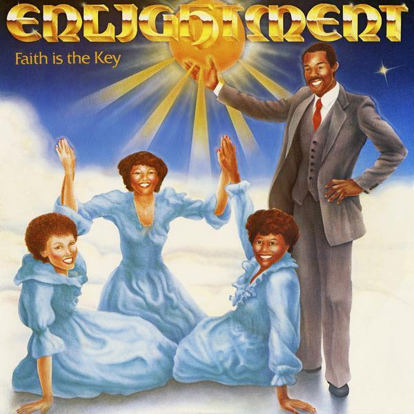 "Enlightment – Faith Is The Key (Vinyl LP + 7"")"