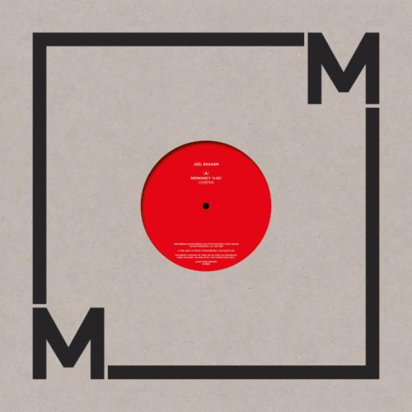"Joel Graham – Geomancy (Vinyl 12"")"