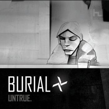 Burial – Untrue (Vinyl 2LP) - Rook Records
