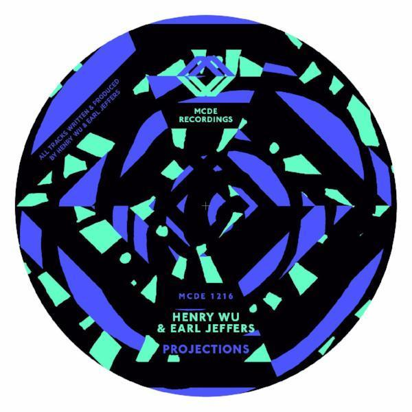 "Henry Wu & Earl Jeffers - Projections (Vinyl 12"")"