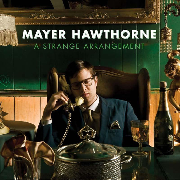 Mayer Hawthorne – A Strange Arrangement (Vinyl 2LP)