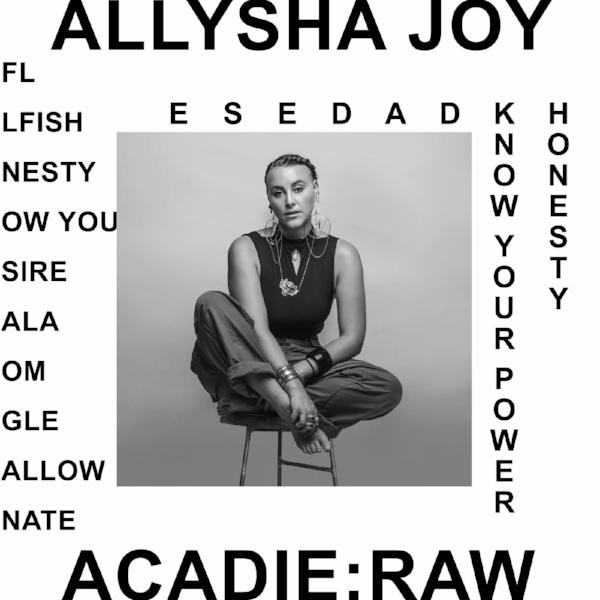 Allysha Joy - Acadie : Raw (Vinyl LP)