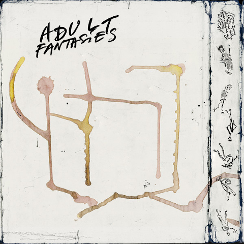 Adult Fantasies - Towers of Silence (Vinyl LP)