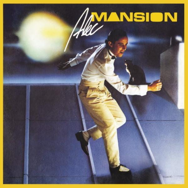 Alec Mansion ‎– Alec Mansion (Vinyl LP)