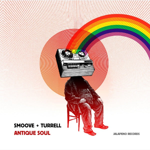 Smoove & Turrell - Antique Soul (Vinyl LP)