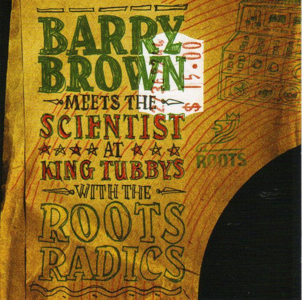 Barry Brown Meets The Scientist - At King Tubby's With The Roots Radics (Vinyl LP) - Rook Records
