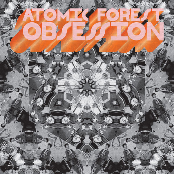 Atomic Forest ‎– Obsession (Vinyl 2LP)
