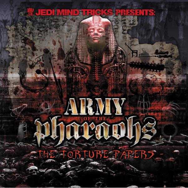 Jedi Mind Tricks Presents: Army Of The Pharaohs ‎– The Torture Papers (Vinyl 2LP)