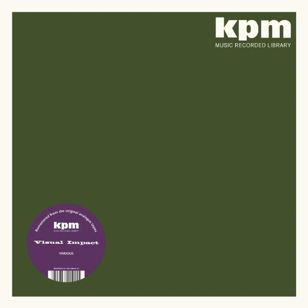 Various - Visual Impact (KPM) (Vinyl LP)