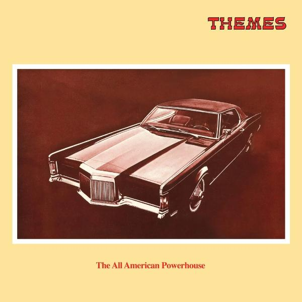 Various - The All American Powerhouse (Themes) (Vinyl LP) [PREORDER]