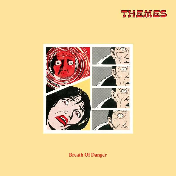 Various - Breath Of Danger (Themes) (Vinyl LP) [PREORDER]