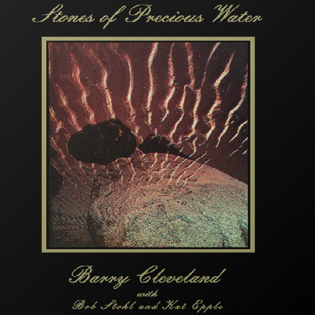 Barry Cleveland ‎– Stones Of Precious Water (Vinyl LP) [PREORDER]