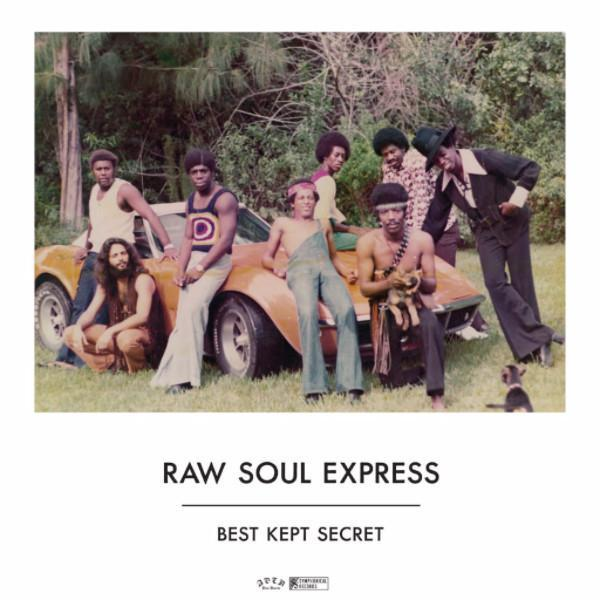 Raw Soul Express ‎– Best Kept Secret (Vinyl LP)