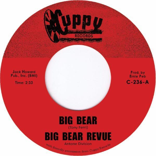 "Big Bear Revue - Big Bear (Vinyl 7"")"