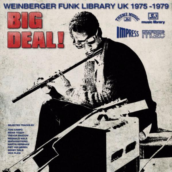 Various - Big Deal! (Weinberger Funk Library UK 1975-79)(Vinyl LP)