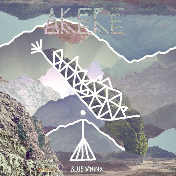 Akere - Blue Sphinx (Vinyl LP) - Rook Records