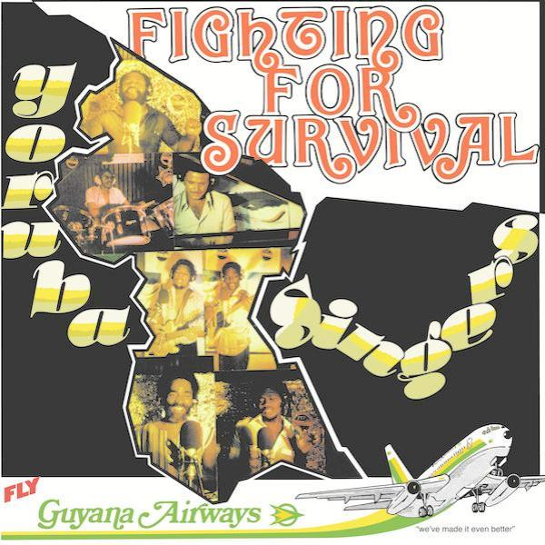Yoruba Singers ‎– Fighting For Survival (Vinyl LP)