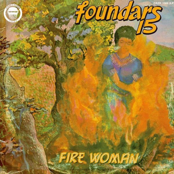 Foundars 15 ‎– Fire Woman (Vinyl LP)