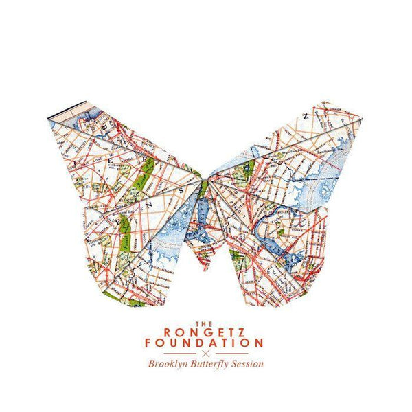 The Rongetz Foundation – Brooklyn Butterfly Session (Vinyl LP)