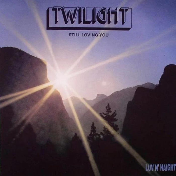 Twilight  ‎– Still Loving You (Vinyl LP)