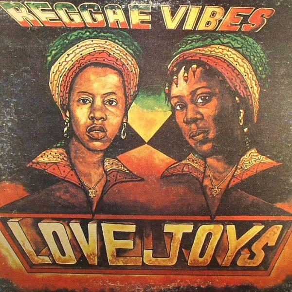 Love Joys ‎– Reggae Vibes (Vinyl LP)