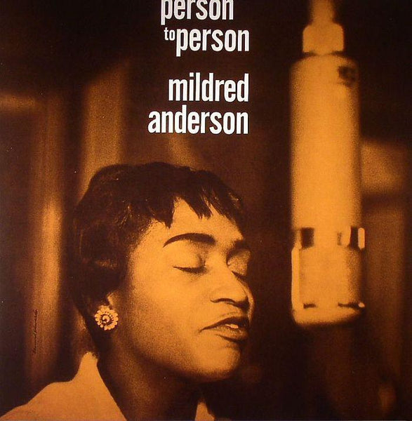 Mildred Anderson - Person To Person (Vinyl LP)
