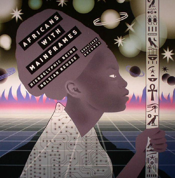 Africans With Mainframes - K. M. T. (Vinyl 2LP) - Rook Records