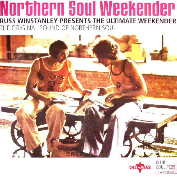 Various - Northern Soul Weekender: The Original Sound Of Northern Soul (Vinyl 2LP)