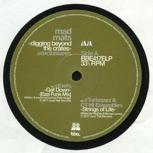 "Various - Digging Beyond The Crates: Exclusives (Vinyl 12"")"
