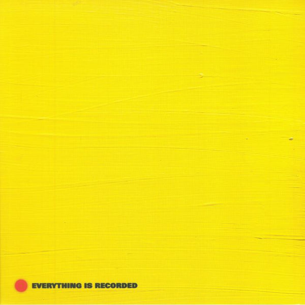 Everything Is Recorded ‎– Everything Is Recorded (Vinyl 2LP)