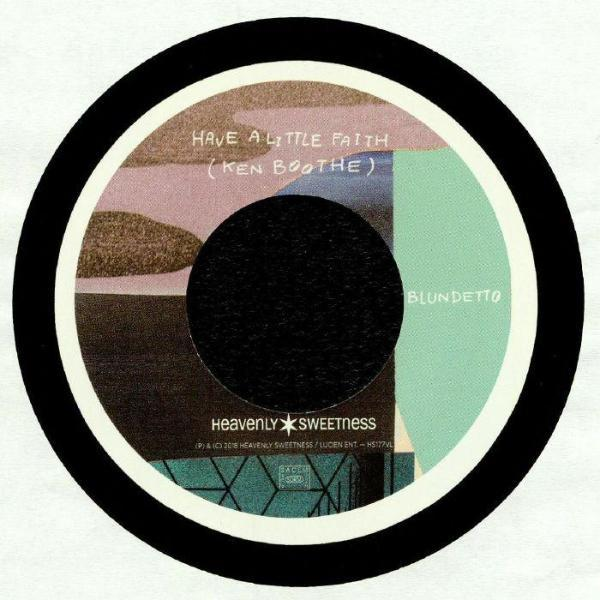 "Ken Boothe / Blundetto – Have A Little Faith (Vinyl 7"")"