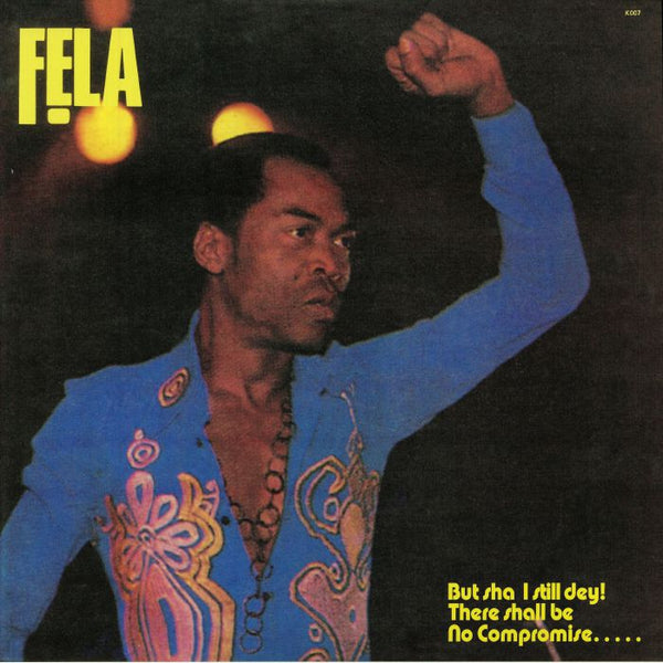 Fela Kuti ‎– Army Arrangement (Vinyl LP)