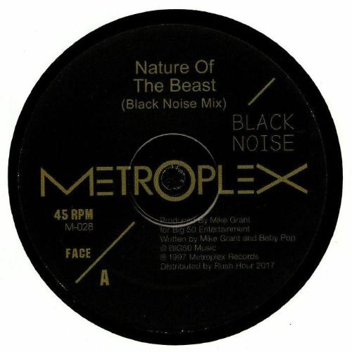 "Black Noise ‎– Nature Of The Beast (Vinyl 12"")"