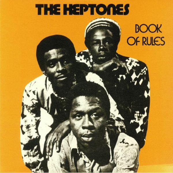 The Heptones ‎– Book Of Rules (Vinyl LP)